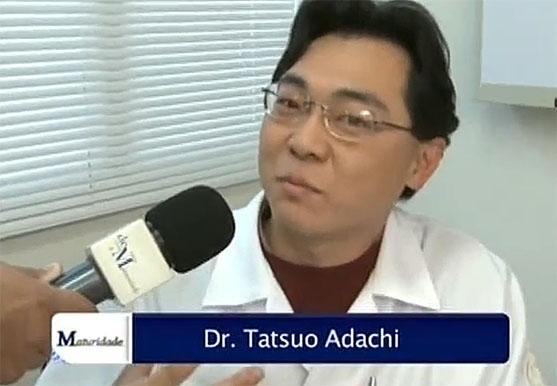 Entrevista do Dr. Tatsuo sobre o Centro da Dor da PreventSenior
